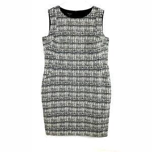 LAFAYETTE 148 NY Sleeveless Dress Plus Sz 18